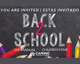 Camino Center Back to School Fair
