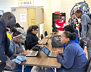 Digital Literacy Academy at Vance High